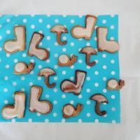ベイクドレモンアイシングクッキー~親子クッキング - 料理研究家 中村陽子のしあわせごはん
