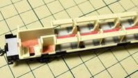 [鉄道模型/KATO]24系 寝台特急 日本海 をメイクアップする(10)オロネ24-5 - 新・日々の雑感