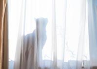 おはよう、ミッちゃん - 猫と夕焼け