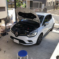ルーテシア4/0.9/ MTアーシング施工 - 「ワッキーの自動車実験教室」 ワッキー@日記でごじゃる