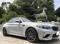 BMW  M2 コンペティション納車 - hide's garage