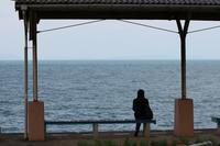 予讃線下灘駅のひと時 - 南風・しまんと・剣山 ちょこっと・・・