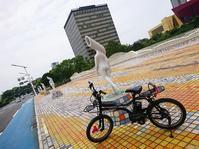 マカロニ星人と自転車 - EVOLUTION