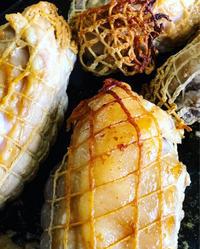 手抜き飯にはこれが一番。オーブンで焼き豚 - マレエモンテの日々