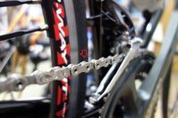 ロードバイクチェーンメンテナンスは天地返し!ロードバイクPROKU -   ロードバイクPROKU