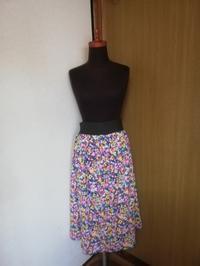 初夏のスカート - Handmade でささやかな幸せのある暮らし