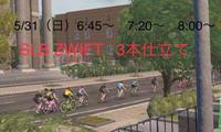 5/31(日)雨の日曜日はZWIFT呼びかけイベント - ショップイベントの案内 シルベストサイクル