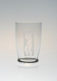Baccarat CHILD with Grapes Silver rim shot glass - GALLERY GRACE ギャラリーグレース BLOG