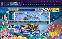 Mesin Judi Tembak Ikan Joker123 Online - Situs Agen Judi Online Terbaik dan Terlengkap di Indonesia