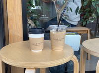 SIMPLE THINGS COFFEEさんでラテをテイクアウト - *のんびりLife*