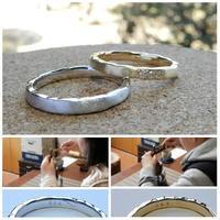 ふたりだけの特別な結婚指輪|岡山 - 工房Noritake
