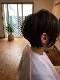 得意なカットはショートスタイルです。 - 富士宮美容室ストロベリー www.strawberry-hair.com