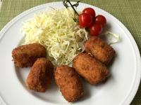 ツナとジャガ芋のコロッケ - やせっぽちソプラノのキッチン2