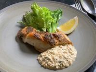 【キッチントントンvol.8】「鯛のポワレ」 - TOOTH TOOTH 総料理長 松下 平のブログ