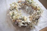 6月の1dayレッスン(動画レッスン)のお知らせ - driedflower arrangement ✦︎ botanical accessory ✦︎ yukonanai ✦︎