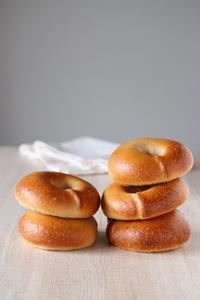 ベーグル - パンとお菓子と子供の笑顔