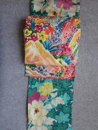 花いっぱいの初夏のアルプス - うららフェルトライフ