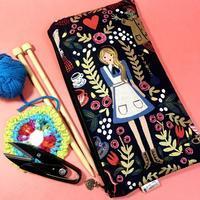 不思議の国のアリスのバッグシリーズ - Sew Easy New York