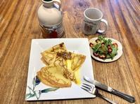 朝ごはん食べて上げてこう♪ - ガルルさんのCOSTCOガルル食堂