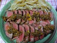お肉とトウモロコシご飯 - しゃかしゃか3人娘との毎日