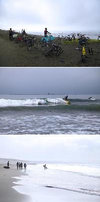 2020/06/02(TUE)昨日、低気圧通過でウネリあります。 - SURF RESEARCH