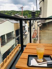 夏とひやしあめ - はんなりかふぇ・京の飴工房 「憩和井(iwai)  八坂店」Cafe iwai Yasaka and Kyoto_Candy Shop