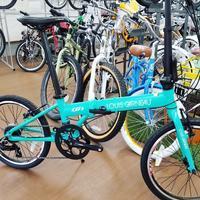 ルイガノEASEL6.0 【折り畳み自転車】 - 滝川自転車店