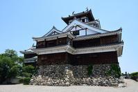 丹波福知山城を歩く。その3<天守> - 坂の上のサインボード
