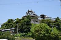 丹波福知山城を歩く。その4<遠景> - 坂の上のサインボード