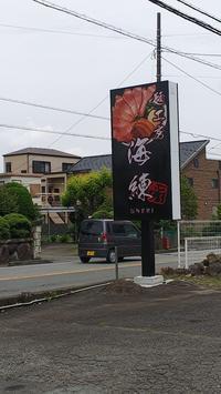 裾野市「海練(うねり)」移転してました! - 白い羽☆彡の静岡県東部情報発信・・・PiPiPi♪