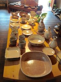 水無月新入荷「幻の窯 韓国金海窯」 - MOTTAINAIクラフトあまた 京都たより