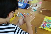 教室再開しました - 大阪府池田市 幼児造形教室「はるいろクレヨンのブログ」