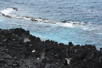 海を眺めに - 三宅島風景2