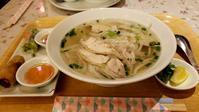 久しぶりに母とランチ☆ベトナム料理 - sallyka