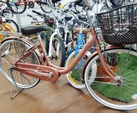 軽くて扱いやすいブリ... - 滝川自転車店