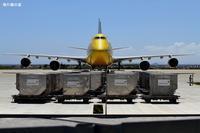 金と銀B747全日空(NH) - 飛行機の虜