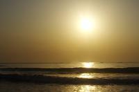 マハーバリプラムの海と空 - はーとらんど写真感