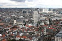 ベルギーのブリュッセルとブリュージュ - レトロな建物を訪ねて