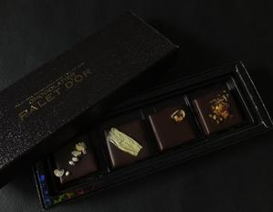 CHOCOLATIER PALET D'OR -
