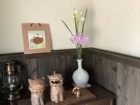 花を楽しむ器たち~6 - アオモジノキモチ