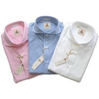 GUY ROVER ギ・ローバー 鹿の子ジャージーシャツ PC190 501503 - 下町の洋服店 krunchの日記