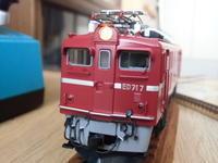 16番 トラムウェイ ED71一次形 前照灯高輝度化 - 新湘南電鐵 横濱工廠3