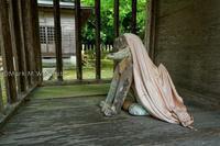 北里大社の仁王像 - Mark.M.Watanabeの熊本撮影紀行