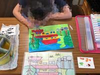 新学期からの生徒募集中です。 - 大﨑造形絵画教室のブログ