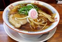 麺屋隊長魚介中華そば - 拉麺BLUES