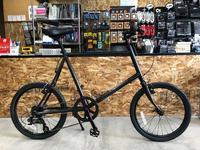 BRUNO MINIVELO 20 FLAT - THE CYCLE 通信