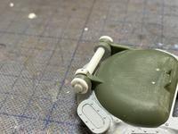 アシェット74式戦車をつくる3 - 素人魂