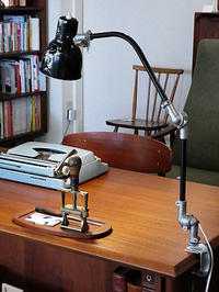 """RIJO"" Industrial desk lamp - hails blog"