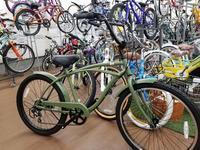 扱いやすいビーチクルーザー - 滝川自転車店
