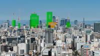 栄地区 ノリタケ・鹿島建設・第一生命の共同ビル構想 - 千種観測所
